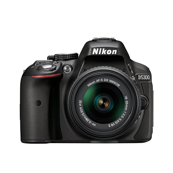 Picture of Nikon D5300 Digital SLR Camera Bundle