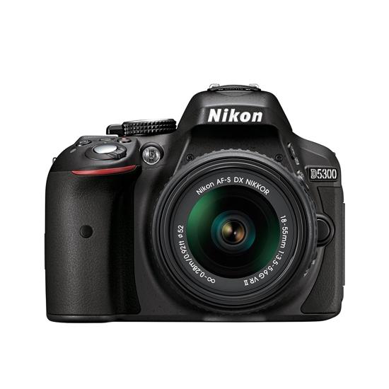 Picture of Nikon D5300 Digital SLR Camera Bundle 3