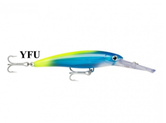 X-RAP Magnum 10 Yelllow Fusilier UV